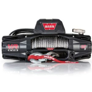 Warn Industries VR Evo 12-S Winch at Agile Off Road