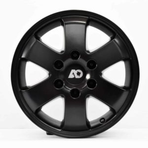 Mercedes-Benz-genuine-Factory-Alloy-Wheel-Black-powder-coat-agile-off-road