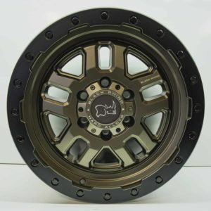 Black Rhino Barstow Wheels for Mercedes Sprinter at Agile Off Road