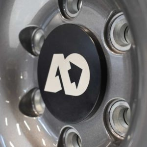 Agile-off-road-Billet-aluminum-Wheel-Center-Caps-mercedes-sprinter