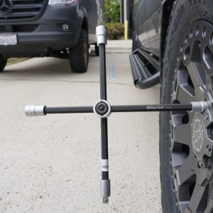 Ken-Tool Stow & Go 4-Way Lug Wrench at Agile Off Road