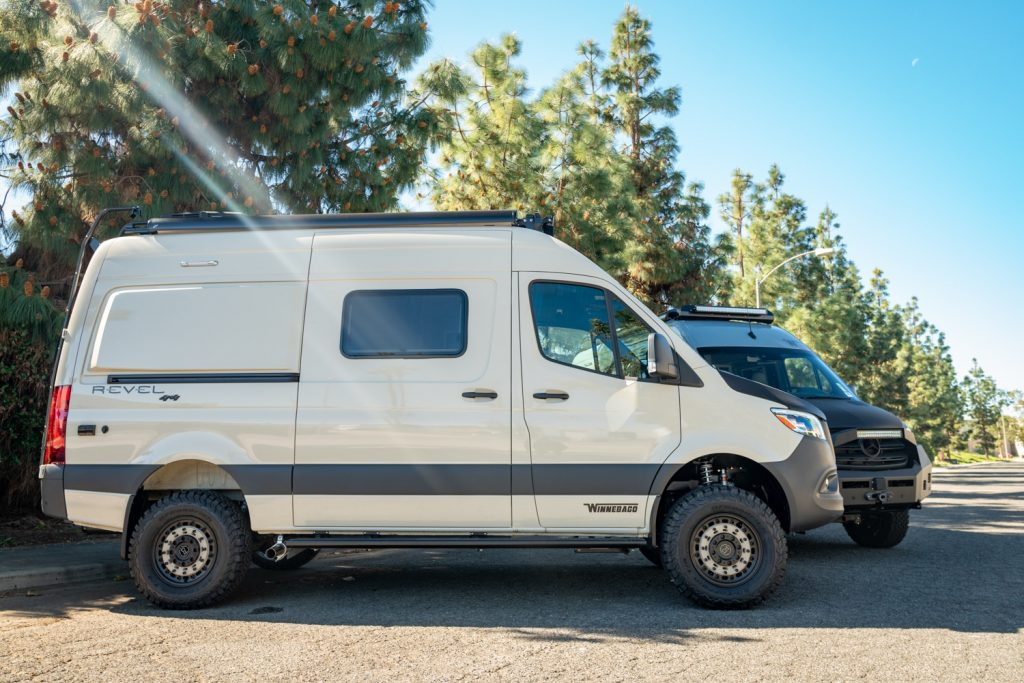 Winnebago Revel 4x4 Extreme Package by Agile Off Road
