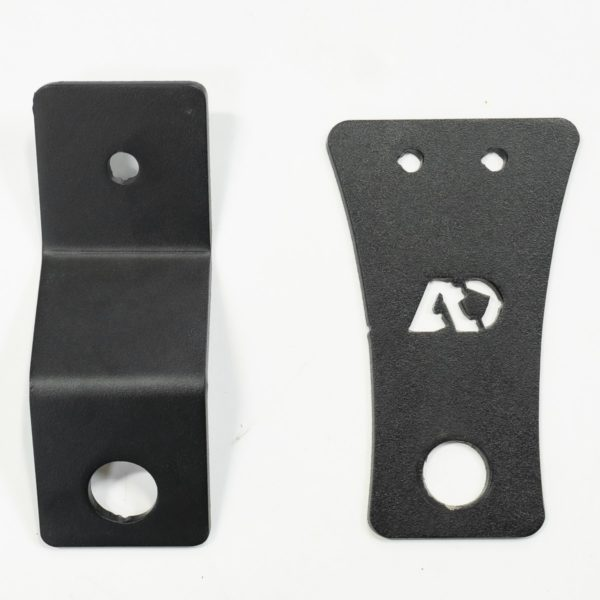 Agile Off Road Onboard Air Coupler Mounts for Mercedes Sprinter