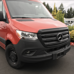 Terrawagen Aero Hood Spoiler for VS30 Sprinter (2019+) at Agile Off Road