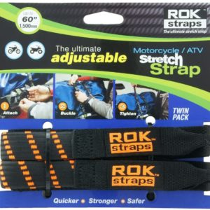 ROK Straps 10031 Adjustable Stretch Straps at Agile Off Road