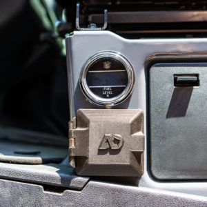 AO Fuel Tank Dual Switch Cover