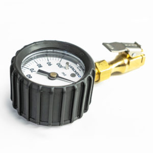 Gauge with Euro Clip at Agile Off Road